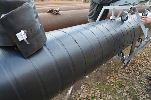 Диагностика состояния изоляционного покрытия в целях соблюдения законодательства о промышленной безопасности опасных производственных объектов